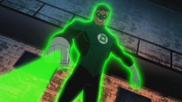 Hal Jordan (Crise em Duas Terras)