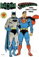 Batman & Super-Homem (Invictus) Vol 3 1 (Ebal)