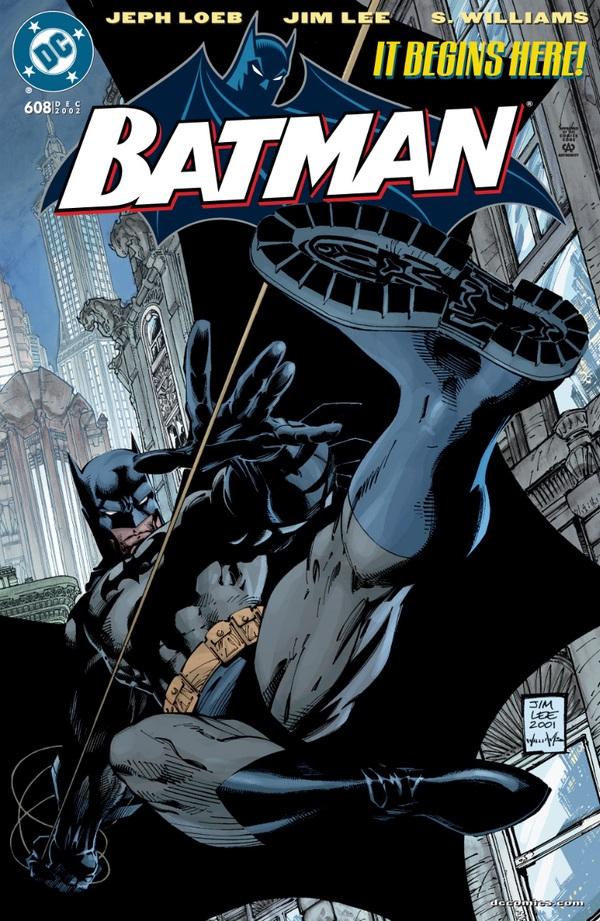 Batman Vol 1 608