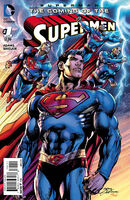 Superman The Coming of the Supermen Vol 1 1