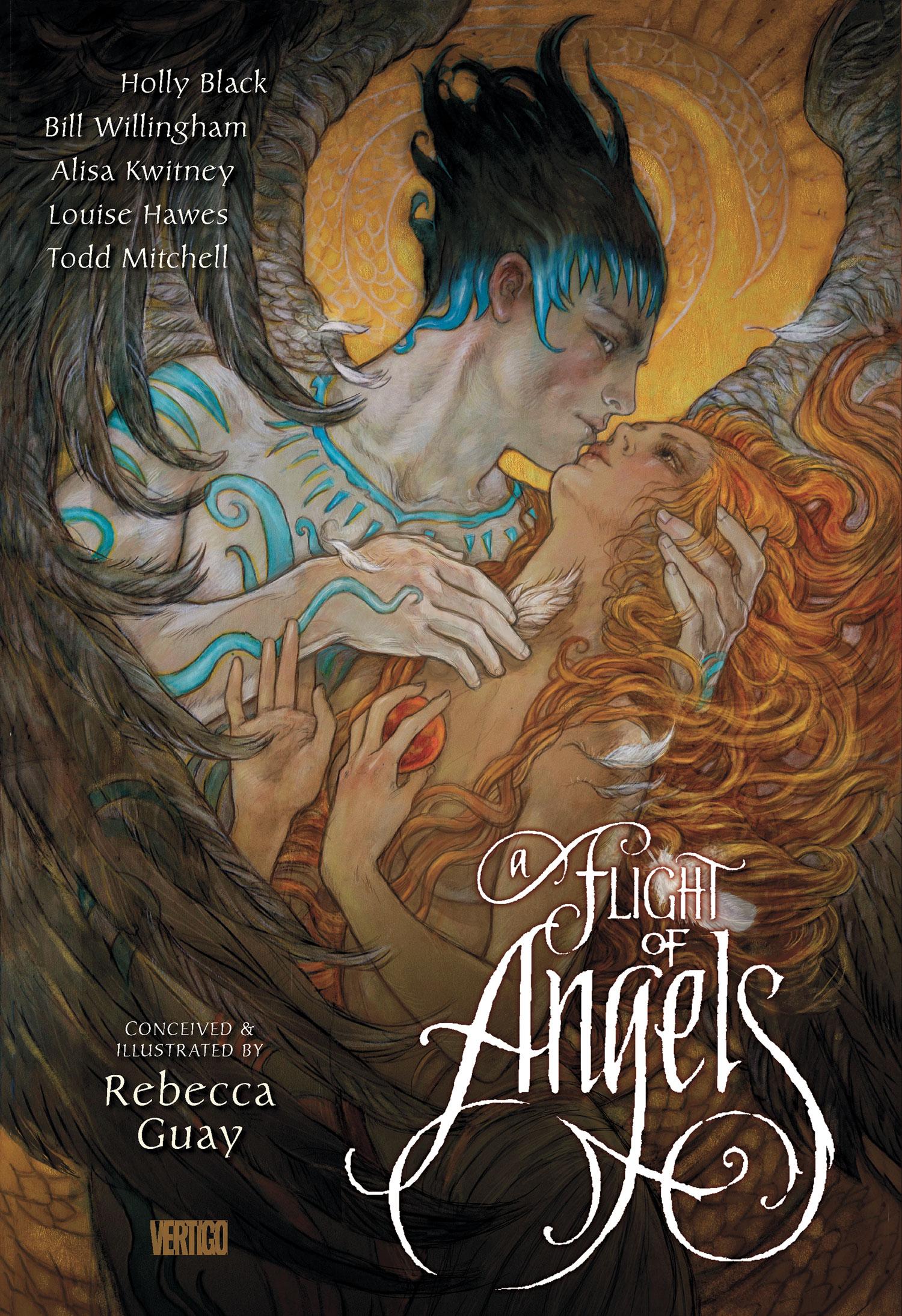 Um Vôo dos Anjos