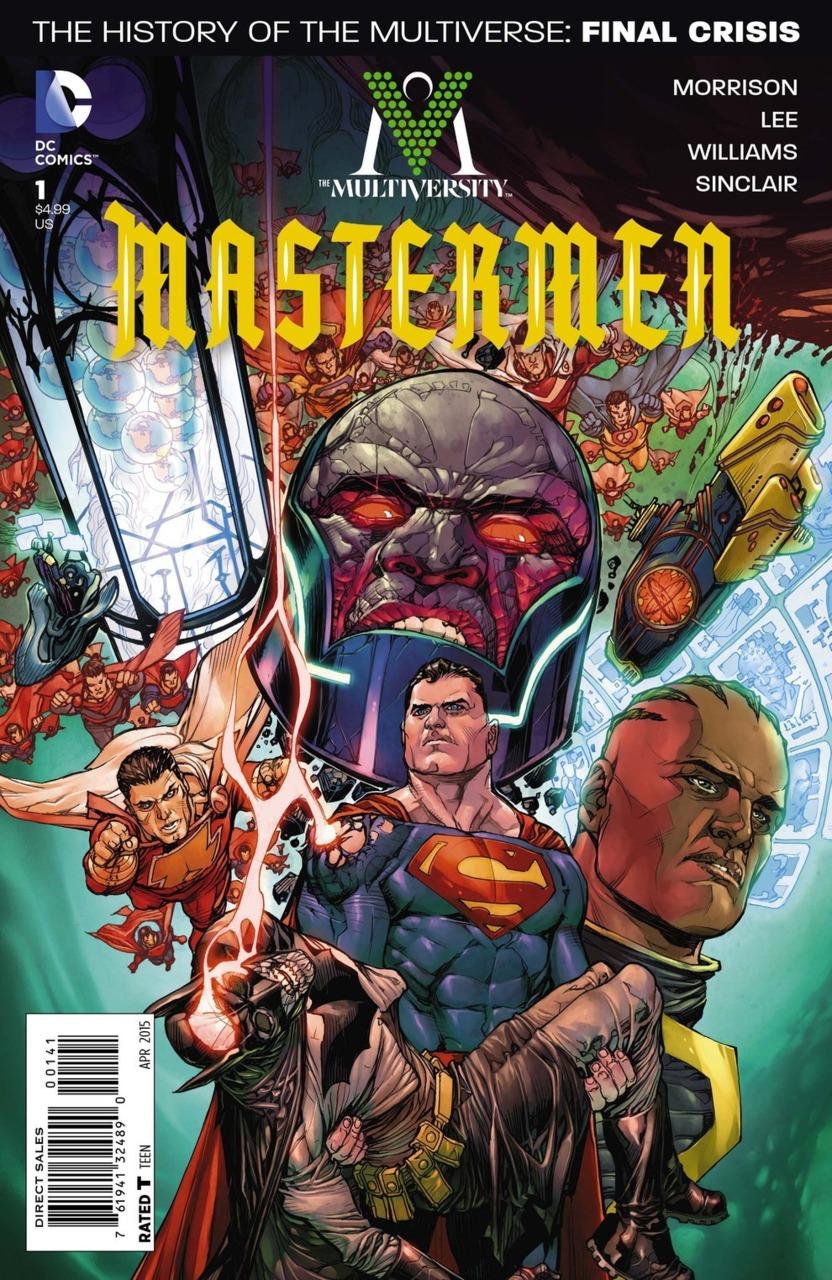 The Multiversity Mastermen Vol 1 1 Porter Variant.jpg