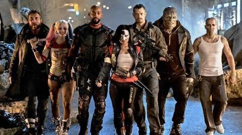 Esquadrão Suicida (Suicide Squad, 2016) - Último Trailer Legendado Comic-Con