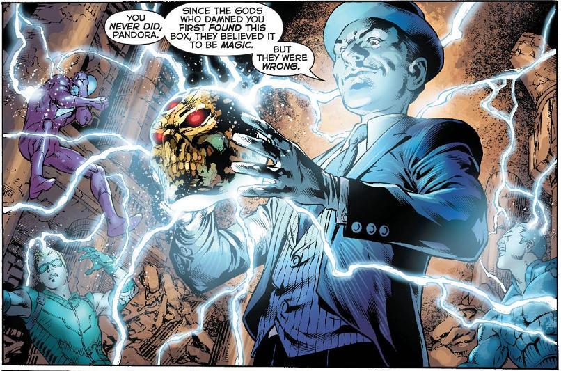 Alfred Pennyworth (Terra 3)