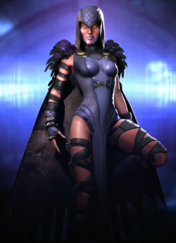 Ravena (Injustiça)