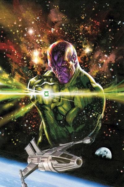 Ponto de Ignição: Abin Sur - O Lanterna Verde Vol 1 1
