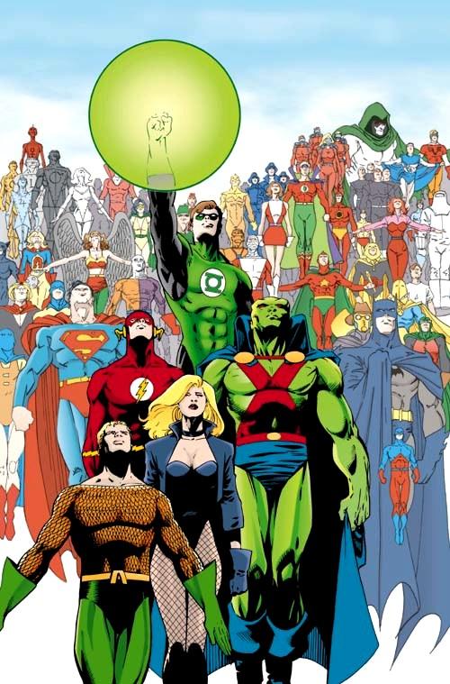 Liga da Justiça da América (Nova Terra)