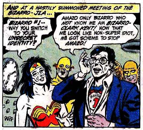 Liga da Justiça Bizarro