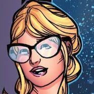 Luthor's Secretary - Crime Syndicate Vol 1 4 1