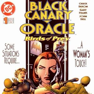 Birds of Prey - Black Canary and Oracle Vol 1 1.jpg