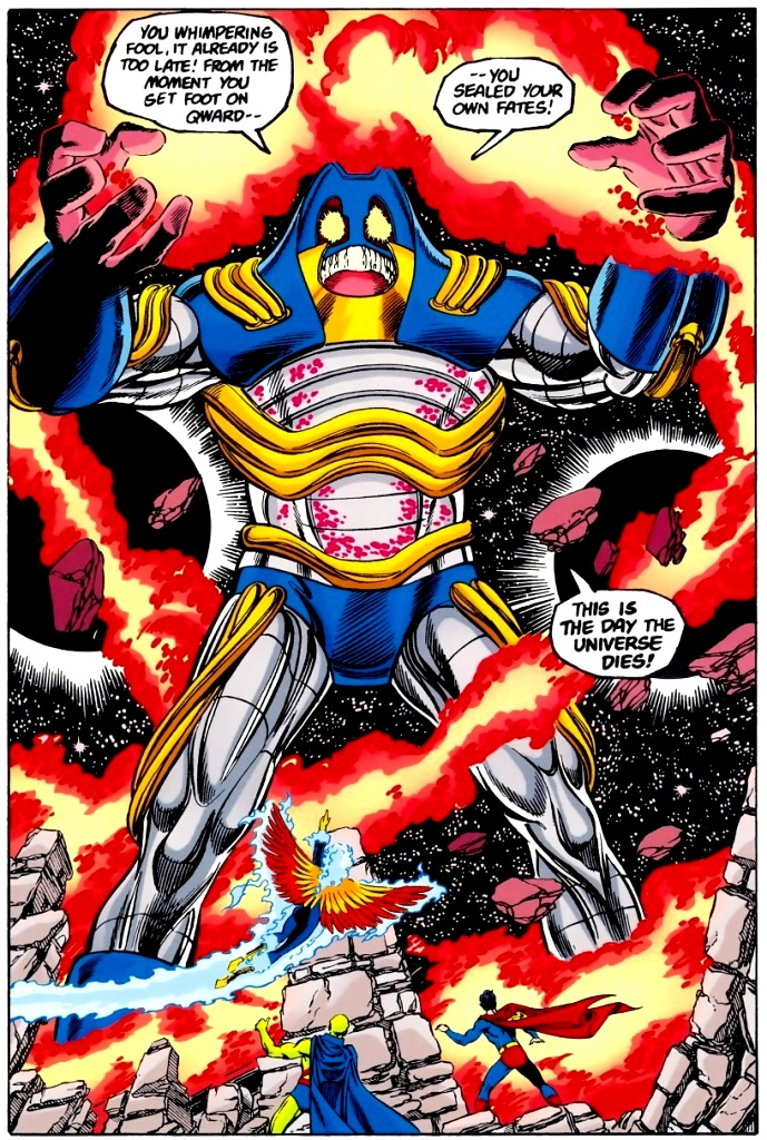 Anti-Monitor (Universo Antimatéria)