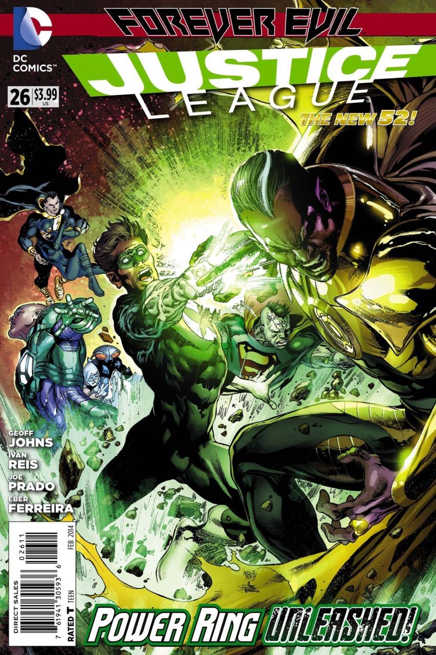 Liga da Justiça Vol 2 26