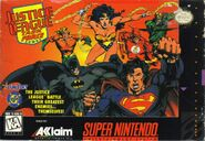 Justice League Task Force (Video Game)