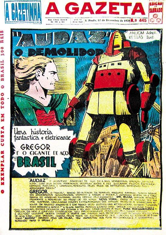 A Gazetinha (A Gazeta) Vol 1 445
