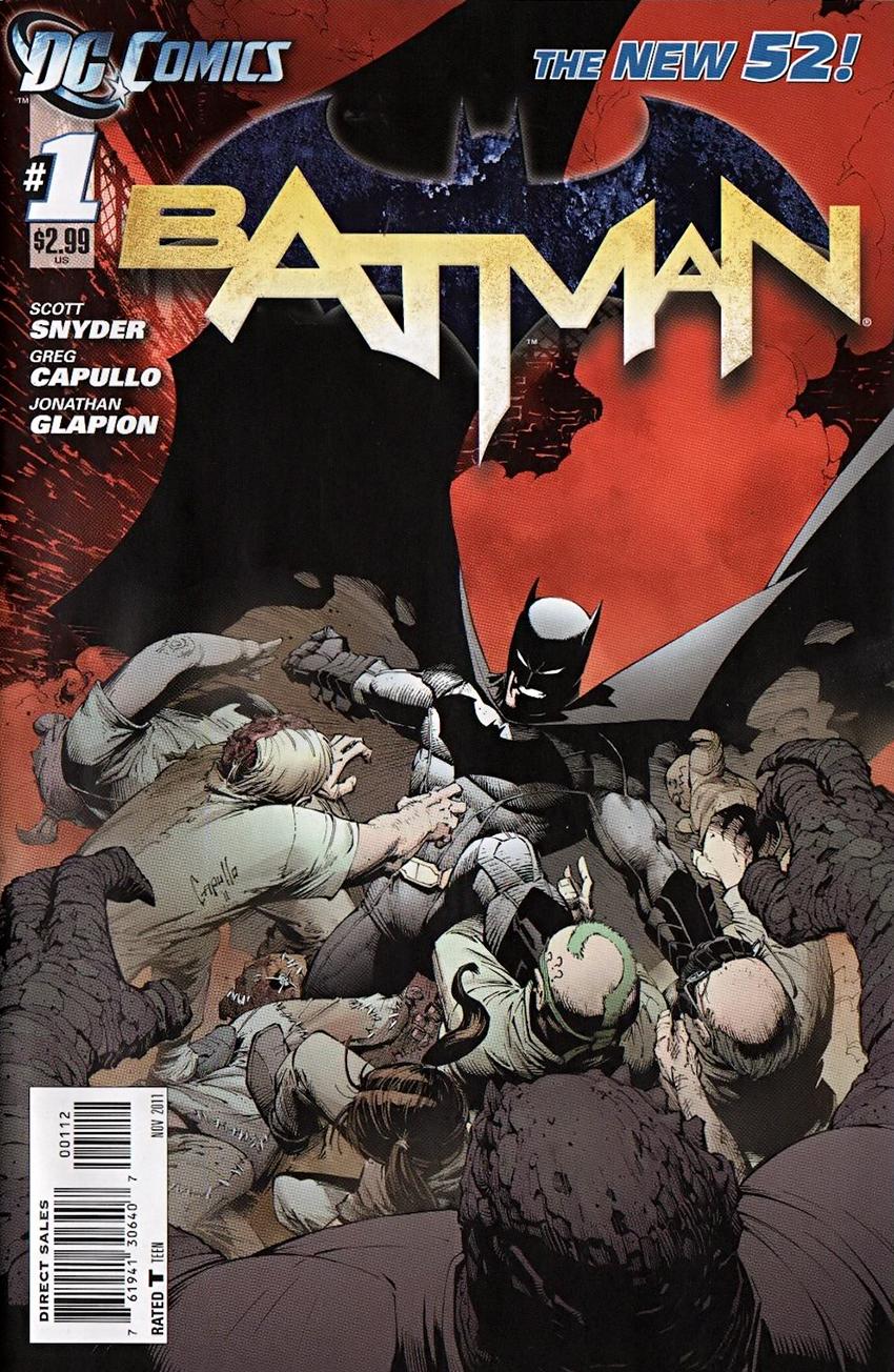 Batman Vol 2 1 2nd Printing.jpg