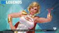 Kara Zor-L DC Legends Earth-2 0001