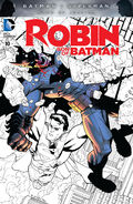 Robin Son of Batman Vol 1 10 BvS Variant Spotlight