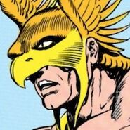Hawkman - The Shadow War of Hawkman Vol 1 1 1