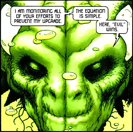 Brainiac (Universo Antimatéria)