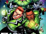 Tropa dos Lanternas Verdes Vol 3