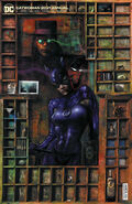 Catwoman 2021 Annual Vol 5 1 Variant