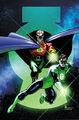 Green Lantern Vol 5 44 Textless Green Lantern 75th Anniversary Variant