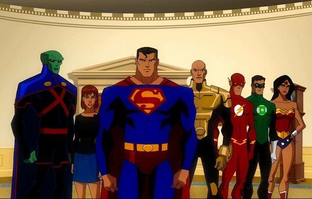 Liga da Justiça (Crise em Duas Terras)