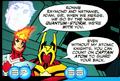 Quantum-Storm and Captain Atom (Atomic Knight)