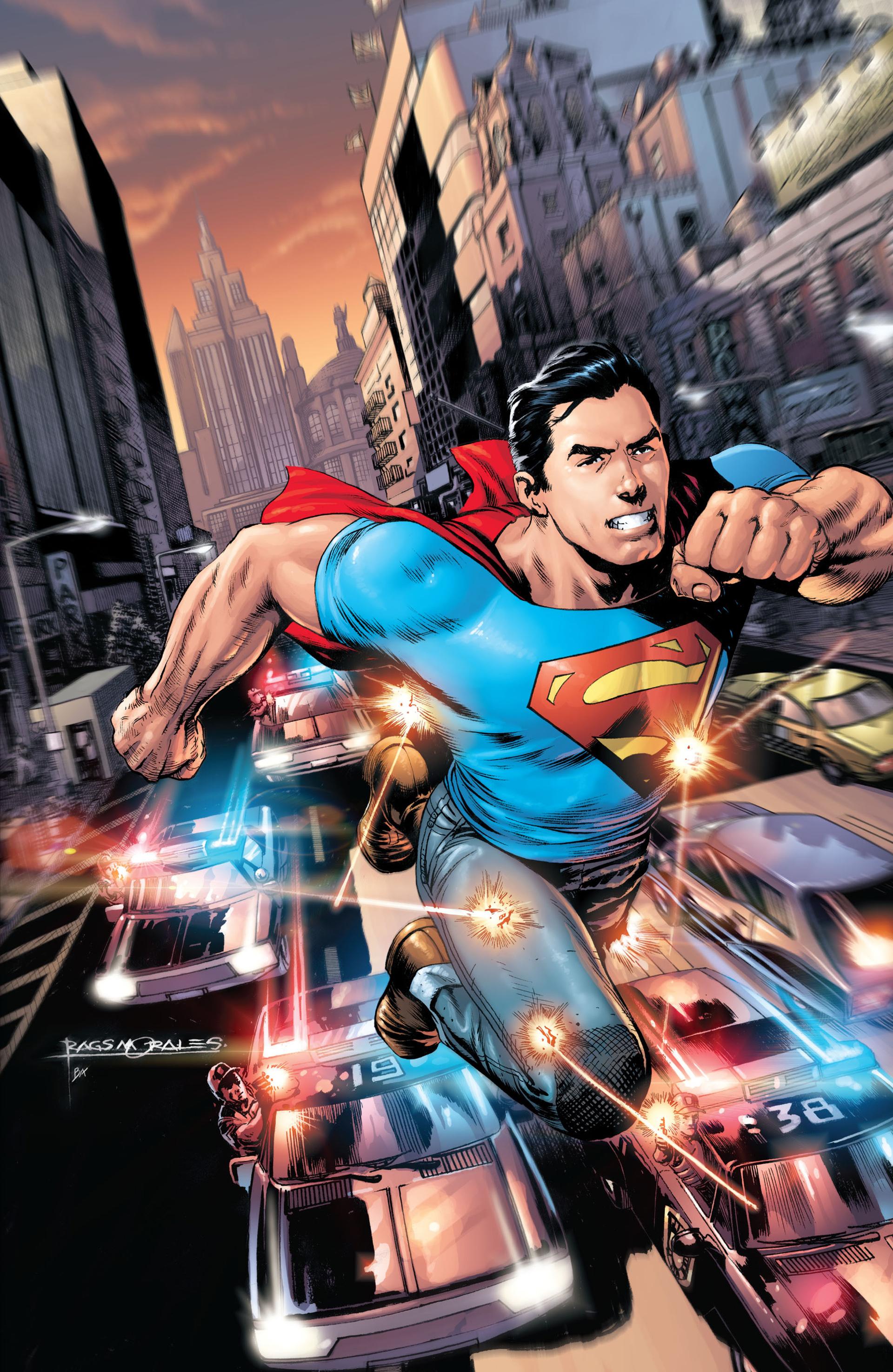 Action Comics: Superman e os Homens de Aço
