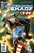 Frankenstein Agent of SHADE Vol 1 5