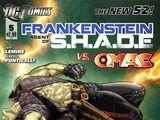 Frankenstein, Agente da S.O.M.B.R.A. Vol 1 5
