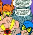 Hawkman Attack of the O Squad 001