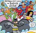 Justice League Tiny Titans 001