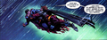 Ultraman e Mazahs (Terra 3)