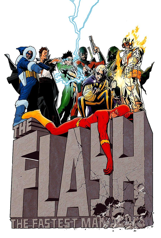 Vilões do Flash