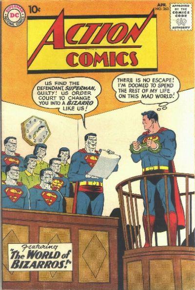Action Comics Vol 1 263