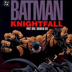 Batman: A Queda do Morcego