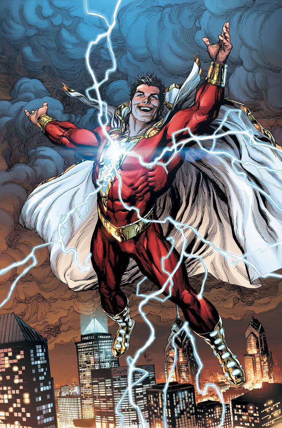 Billy Batson (Terra Primal)