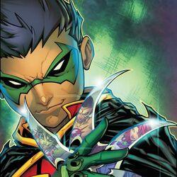 Damian Wayne (Terra Primal)
