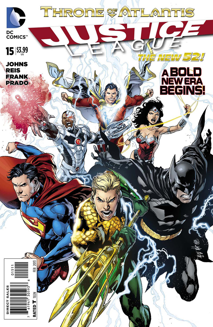 Liga da Justiça Vol 2 15