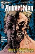 Animal Man Vol 2 4