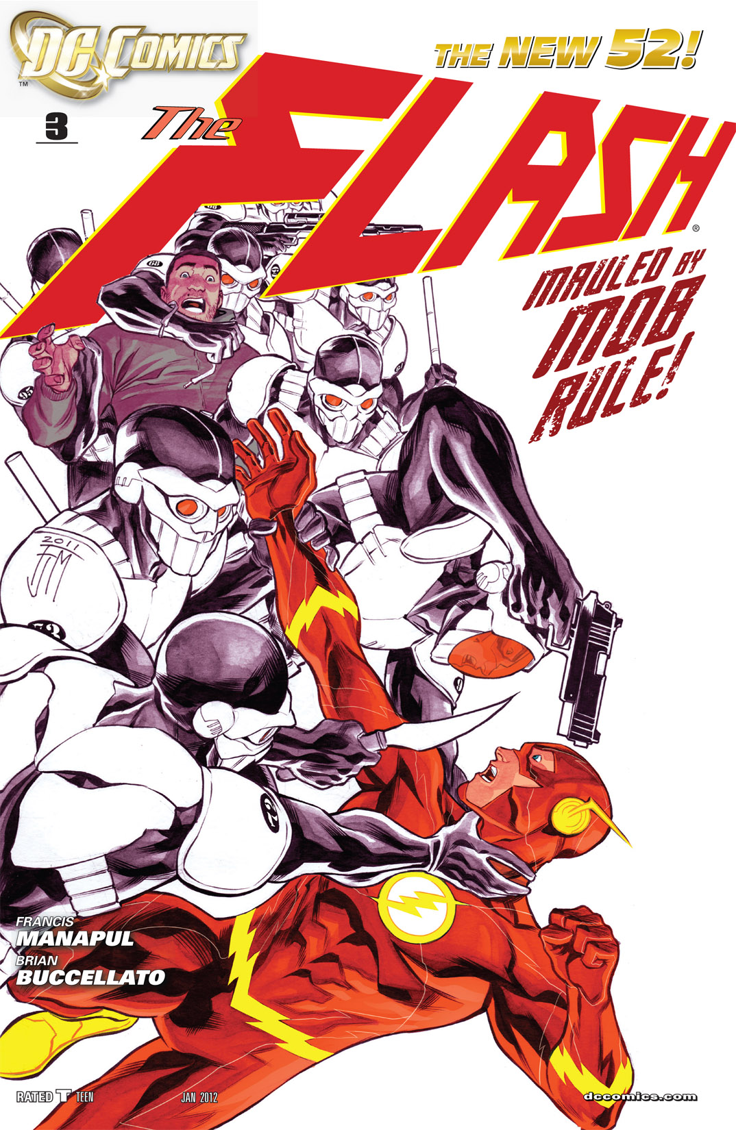 Flash Vol 4 3