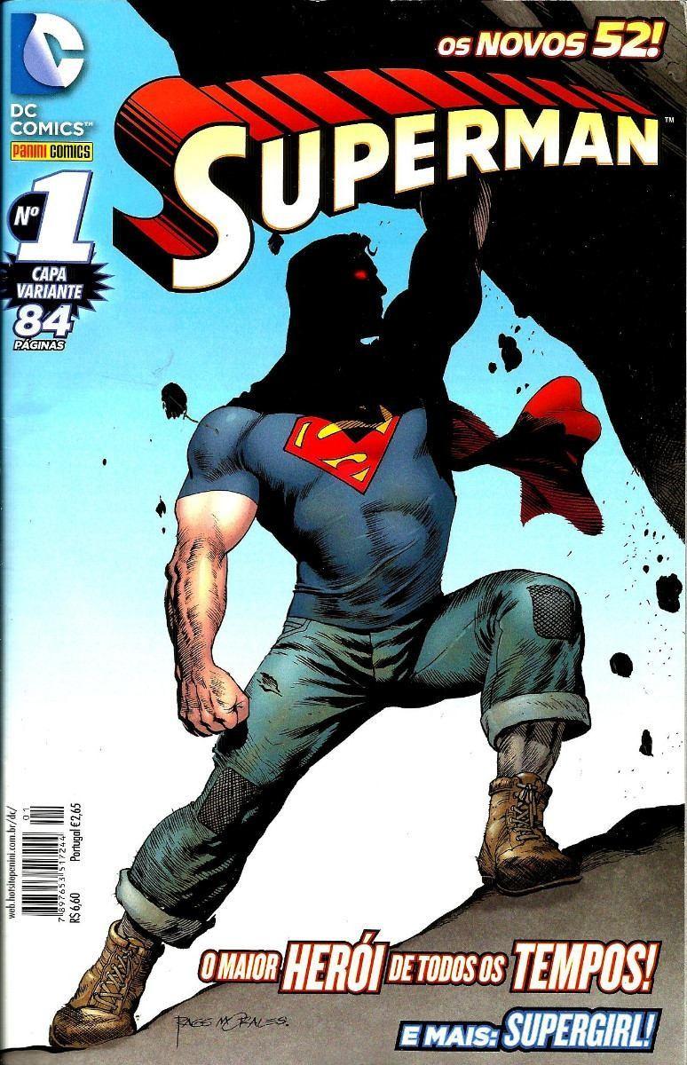 Superman (Panini) Vol 2 1 Variante.jpg