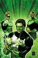 Hal Jordan and the Green Lantern Corps Vol 1 17 Textless