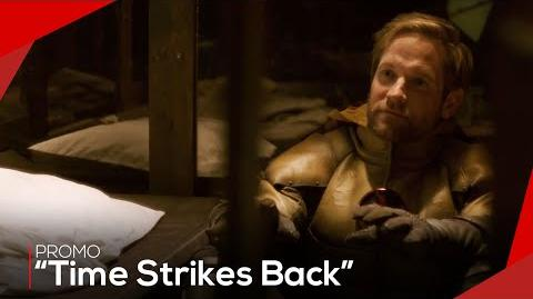 "The Flash - Promo estendida 3ª Temporada ""Time Strikes Back"" - LEGENDADO"