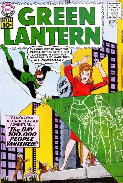 Lanterna Verde Vol 2 7