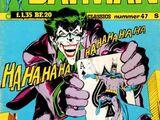 Batman Classics 47