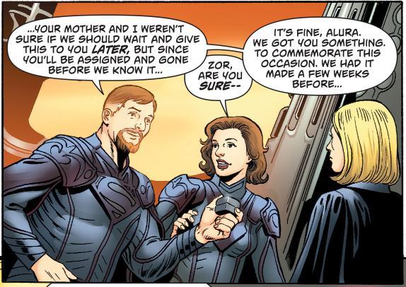 Zor-El (Universo Estendido da DC)