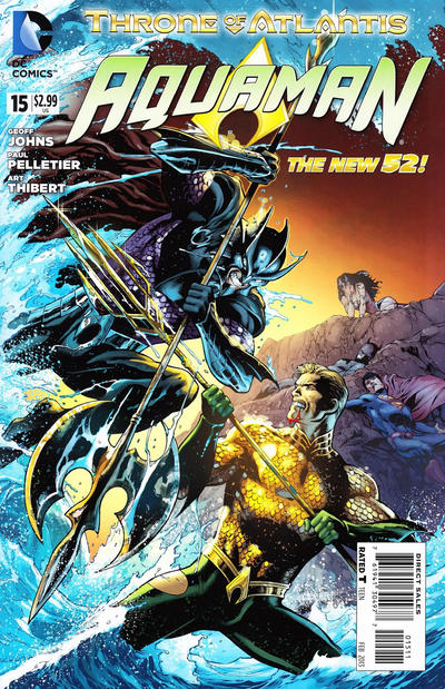 Aquaman Vol 7 15