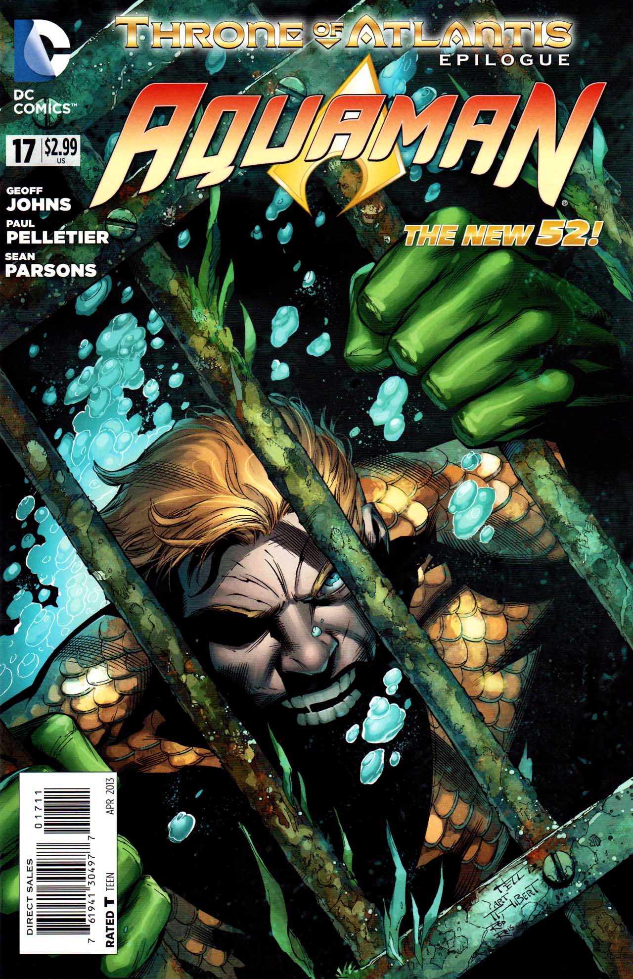 Aquaman Vol 7 17